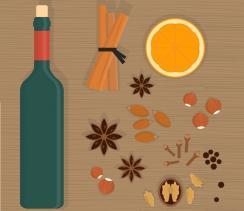 accords mets et vins recettes avec accord plat et vin hachette. Black Bedroom Furniture Sets. Home Design Ideas