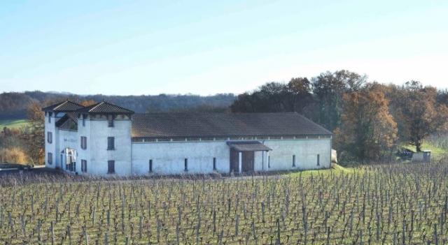 propriété des Verdots, Bergerac