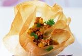 Accords mets & vins - Omelette croustillante aux citrons confits