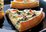 Accords mets & vins - Tarte aux trois fromages