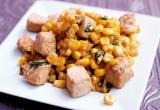 Accords mets & vins - Porc au maïs