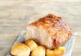 Accords mets & vins - Rôti de porc aux pommes