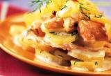 Accords mets & vins - Lasagnes de pommes de terre