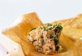 Accords mets & vins - Croustillants de crabe
