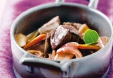 Accords mets & vins - Daube de bison