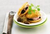 Accords mets & vins - Feuilletés au foie gras