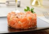 Accords met & vins - Tartare de saumon au wasabi croustillant