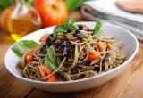 Accords mets & vins - Plat de spaghettis à l'encre de seiche
