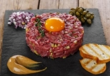 Accords mets & vins - Steak tartare