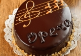 Accords mets & vins - Gâteau Opéra au chocolat