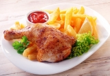 Accords mets & vins - Poulet frites