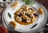 Accords mets & vins - Ris de veau mijoté à la crème et aux champignons