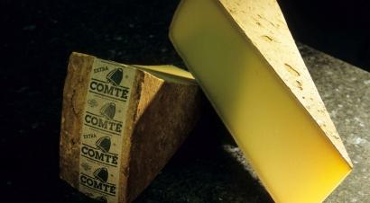 Accords mets & vins - Comté