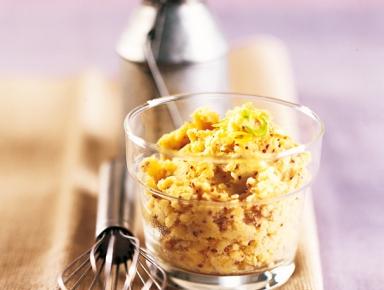 Accords mets & vins - Purée de pommes de terre à la moutarde à l'ancienne