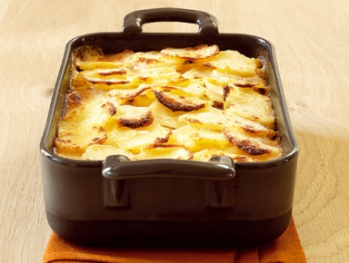 Accords mets & vins - Gratin Dauphinois