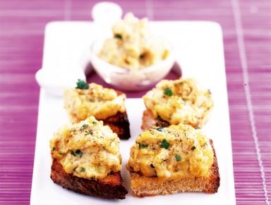 Accords mets & vins - œufs à la coriandre et au gingembre
