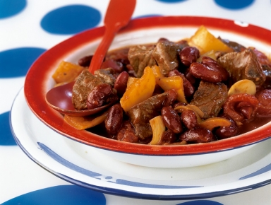 Accords mets & vins - Chili con carne