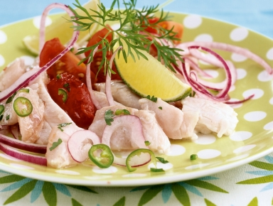 Accords mets & vins -  Ceviche