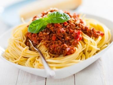 Accords mets & vins - Spaghettis Bolognaise