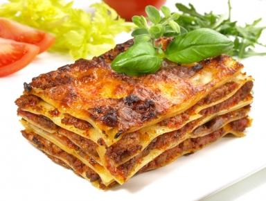 Accords mets & vins - Lasagnes à la bolognaise