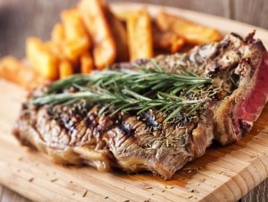 Accords mets & vins - Steak frites