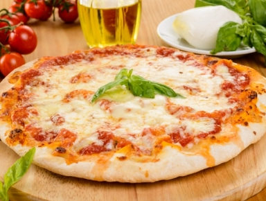 Accords mets & vins - Pizza margherita
