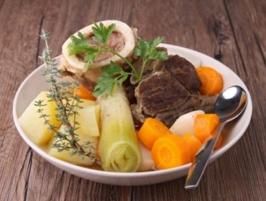 Accords mets & vins - Pot-au-feu
