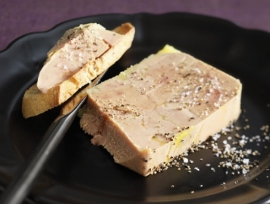 Accords mets & vins - Foie gras en terrine