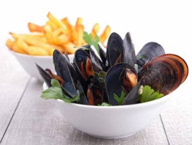 Accords mets & vins - Moules frites