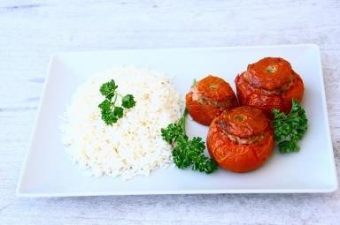 Accords mets & vins - Tomates farcies
