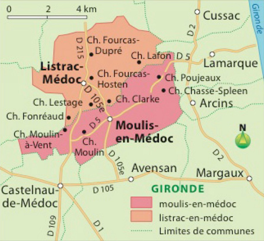 Aoc Listrac M 233 Doc Appellation Du Bordelais Guide border=